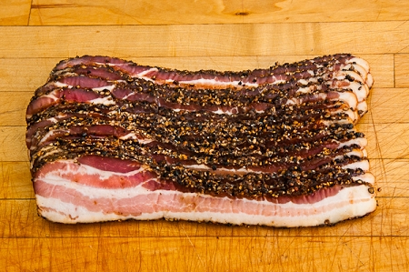 Black Pepper Bacon